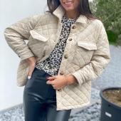 - VESTE MATELASSÉ -  L'ensemble est disponible sur notre Eshop 💻! Découvrez notre magnifique collection x ELENA  #boutiqueangelsfleron #boutiqueangelsheusy #boutiqueangelsheusy #heusy #beaufays #fleron #liege #belgium #anywhere #beautifulgirl #blog #blogueusemode #blogueuse #mode #clothes #shop #onlineshopping #online #instagram #instaclothes #liege #blondehair #addicted #clothes #2021 #newcollection #outfitinspiration #outfitoftheday #vestematelassée