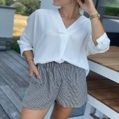 - NEW POST - @boutique_angels.be  La blouse est disponible en blanc et noir !  Le dos est juste magnifique 😍  On vous le montre dans le prochain shoot 👉 www.boutique-angels.be #boutiqueangelsfleron #boutiqueangelsheusy #boutiqueangelsheusy #heusy #beaufays #fleron #liege #belgium #anywhere #beautifulgirl #blog #blogueusemode #blogueuse #mode #clothes #shop #onlineshopping #online #instagram #sunset #shoppingonline