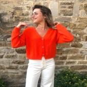 - NEW POST - @boutique_angels.be  @delplm adopte son nom pull/gilet bouton qui est dispos en plusieurs couleurs ! 😍 Shop le sur notre Eshop Angel'S !  boutiqueangelsfleron #boutiqueangelsheusy #boutiqueangelsheusy #heusy #beaufays #fleron #liege #belgium #anywhere #beautifulgirl #blog #blogueusemode #blogueuse #mode #clothes #shop #onlineshopping #online #instagram #confinement #clothes #addict #shoppingonline