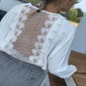 - NEW POST -  Voici le dos de notre fameuse blouse!  Foncez vite sur notre eshop 👉  👉 www.boutique-angels.be #boutiqueangelsfleron #boutiqueangelsheusy #boutiqueangelsheusy #heusy #beaufays #fleron #liege #belgium #anywhere #beautifulgirl #blog #blogueusemode #blogueuse #mode #clothes #shop #onlineshopping #online #instagram  #sunset #shoppingaddict #shoppingonline