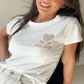 T-Shirt Coton⚡️/  Vous êtes plutôt AMOUR ou ROCK 🤘?  Pour Nous, peu importe les deux sont magnifique ! ☀️  #boutiqueangelsfleron #boutiqueangelsheusy #boutiqueangelsheusy #heusy #beaufays #fleron #liege #belgium #anywhere #beautifulgirl #blog #blogueusemode #blogueuse #mode #clothes #shop #onlineshopping #online #instagram #instaclothes #liege #blondehair #addicted #clothes #2021 #newcollection #outfitinspiration #outfitoftheday #tshirt #amour #rock