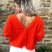 - NEW POST - @delplm  Ce pull gilet/pull est réversible ! 😍❤️ La qualité est juste magnifique.. Composition mohair 🤩  boutiqueangelsfleron #boutiqueangelsheusy #boutiqueangelsheusy #heusy #beaufays #fleron #liege #belgium #anywhere #beautifulgirl #blog #blogueusemode #blogueuse #mode #clothes #shop #onlineshopping #online #instagram #shoppingaddict #shoponline #giletpull @boutique_angels.be