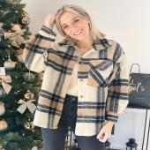 - VESTE JORDANA - 🛒😍  Réassort prévu sur le site, à l'instant !  Ne tardez pas car le stock est limité .. PSSST elle est au prix de 30€ Seulement ❤️  #boutiqueangelsfleron #boutiqueangelsheusy #boutiqueangelsheusy #heusy #beaufays #fleron #liege #belgium #anywhere #beautifulgirl #blog #blogueusemode #blogueuse #mode #clothes #shop #onlineshopping #online #instagram #chemisier #instaclothes #instagram #belgium #hiver2020