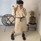 - ESHOP -  Notre Robe Pull Amandine est disponible à l'instant sur votre eshop Angel'S !  Il y en a qui vont être contente 🤩  #boutiqueangelsfleron #boutiqueangelsheusy #boutiqueangelsheusy #heusy #beaufays #fleron #liege #belgium #anywhere #beautifulgirl #blog #blogueusemode #blogueuse #mode #clothes #shop #onlineshopping #online #instagram #instaclothes #belgium #liege