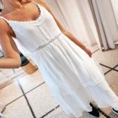 - NEW POST -  Notre nouvelle robe Lillie est disponible dans vos 3 boutiques Angel'S 😍🛒 SUMMER TIME ☀️ #boutiqueangelsfleron #boutiqueangelsheusy #boutiqueangelsheusy #heusy #beaufays #fleron #liege #belgium #anywhere #beautifulgirl #blog #blogueusemode #blogueuse #mode #clothes #shop #onlineshopping #online #instagram  #summervibes