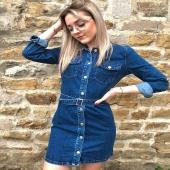 - NEW POST - @boutique_angels.be  Temps idéal pour porter la nouvelle robe en JEANS 🤩😍 Basic !  Elle sera disponible bientôt sur notre e-shop ! 📦 #boutiqueangelsfleron #boutiqueangelsheusy #boutiqueangelsheusy #heusy #beaufays #fleron #liege #belgium #anywhere #beautifulgirl #blog #blogueusemode #blogueuse #mode #clothes #shop #onlineshopping #online #instagram #jeans #robejeans #basic #sunset #onlineshopping #online #onlineshop #confinement #clothesshopping #clothesaddict @delplm