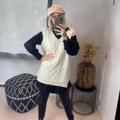 - NEW POST - @boutique_angels.be  Notre débardeur SACHA est juste magnifique ! Il est accompagné de notre chemisier Chanel 😍 Vous en pensez quoi !?  #boutiqueangelsfleron #boutiqueangelsheusy #boutiqueangelsheusy #heusy #beaufays #fleron #liege #belgium #anywhere #beautifulgirl #blog #blogueusemode #blogueuse #mode #clothes #shop #onlineshopping #online #instagram #outfitinspiration #outfitoftheday #hiver #confinement