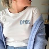 D⚡️OR /  Et oui, il est enfin DISPO sur notre ESHOP ! Et cela jusque quand ? Je ne sais pas vous dire 😍 T-shirt Coton au prix de 15€ seulement !  #boutiqueangelsfleron #boutiqueangelsheusy #boutiqueangelsheusy #heusy #beaufays #fleron #liege #belgium #anywhere #beautifulgirl #blog #blogueusemode #blogueuse #mode #clothes #shop #onlineshopping #online #instagram #instaclothes #liege #blondehair #addicted #clothes #2021 #newcollection #outfitinspiration #outfitoftheday #tshirt