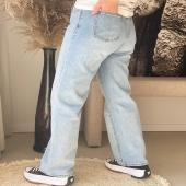 """JEANS BY ANGEL'S /  Voici l'ensemble phare sur notre site en ligne ! Vous êtes nombreuses à nous demander le réassort de notre jeans Chanel, le voilà ! 🛒😍✨ n'hésitez pas à vous inscrire dans """"Alertez moi """" pour un réassort de votre taille !  #boutiqueangelsfleron #boutiqueangelsheusy #boutiqueangelsheusy #heusy #beaufays #fleron #liege #belgium #anywhere #beautifulgirl #blog #blogueusemode #blogueuse #mode #clothes #shop #onlineshopping #online #instagram #instaclothes #belgium #liege #blondehair #addicted #clothes #2021 #newcollection #outfitinspiration #outfitoftheday #jeanscollection #jeanslovers #summervibes #2021"""