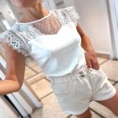 - NEW POST - @boutique_angels.be  Le short est enfin de retour en Beige 🥰  Ainsi que notre petit blouse dentelle ! #boutiqueangelsfleron #boutiqueangelsheusy #boutiqueangelsheusy #heusy #beaufays #fleron #liege #belgium #anywhere #beautifulgirl #blog #blogueusemode #blogueuse #mode #clothes #shop #onlineshopping #online #instagram  #dentelle #blouse