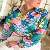 FLORY 🌷/ Voici notre magnifique chemisier FLORY ! Il est disponible en 2 couleurs .. Découvrez-le tout de suite sur notre Eshop Angel'S ❤️  #boutiqueangelsfleron #boutiqueangelsheusy #boutiqueangelsheusy #heusy #beaufays #fleron #liege #belgium #anywhere #beautifulgirl #blog #blogueusemode #blogueuse #mode #clothes #shop #onlineshopping #online #instagram #instaclothes #liege #blondehair #addicted #clothes #2021 #newcollection #outfitinspiration #outfitoftheday #chemisier #fleur #summervibes