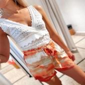 - NEW POST - @boutique_angels.be  Voici notre petite blouse qui a fait fureur 😍 ainsi que notre short effet soie coloré ! #boutiqueangelsfleron #boutiqueangelsheusy #boutiqueangelsheusy #heusy #beaufays #fleron #liege #belgium #anywhere #beautifulgirl #blog #blogueusemode #blogueuse #mode #clothes #shop #onlineshopping #online #instagram #shortorange #summervibes #sunnyday