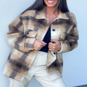 - Veste IRINA - Brrr le froid arrive déjà 🙈 On opte pour cette magnifique veste carreaux camel et vous ?  #boutiqueangelsfleron #boutiqueangelsheusy #boutiqueangelsheusy #heusy #beaufays #fleron #liege #belgium #anywhere #beautifulgirl #blog #blogueusemode #blogueuse #mode #clothes #shop #onlineshopping #online #instagram #instaclothes #liege #blondehair #addicted #clothes #2021 #newcollection #outfitinspiration #outfitoftheday #veste #laine