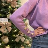 - Pull Amelle Lila -  Cette petite bombe est disponible en plusieurs couleurs ! Ne tardez pas car le stock est limité .. PSSST on vous a déniché un CODE PROMO sur le site !  #boutiqueangelsfleron #boutiqueangelsheusy #boutiqueangelsheusy #heusy #beaufays #fleron #liege #belgium #anywhere #beautifulgirl #blog #blogueusemode #blogueuse #mode #clothes #shop #onlineshopping #online #instagram #chemisier #instaclothes #instagram #belgium #hiver2020