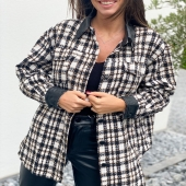 - VESTE KAYCE - Craquage ❤️ pour cette veste carreaux finition simili .. On se donne rendez-vous ce LUNDI à la foire aux macarons !  #boutiqueangelsfleron #boutiqueangelsheusy #boutiqueangelsheusy #heusy #beaufays #fleron #liege #belgium #anywhere #beautifulgirl #blog #blogueusemode #blogueuse #mode #clothes #shop #onlineshopping #online #instagram #instaclothes #liege #brownhair #addicted #clothes #2021 #newcollection #outfitinspiration #outfitoftheday #vestecarreaux #winter